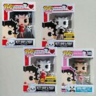 BETTY BOOP Funko Pop Vinyl Figures with Buddy Pudgy Sock Hop $9.95 USD on eBay