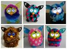 Furby BOOM Hasbro Interactive Toy WORKING: TRIANGLES, BOLTS, BLUE/PINK WAVES