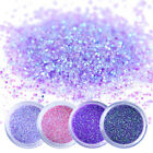 10ml Nail Art Glitzern Pailletten Puder Dust Purple Pink Paillettes Nail Decors günstig