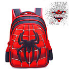 USA Spider Man Homecoming School Bag Backpack Bag for Boys Kids Children Gifts