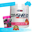 EHPLabs OxyShred 60 Serve Fat Burner Weight Loss Acetyl Lcarnitine Thermogenic