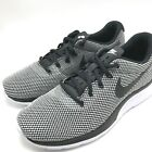 Nike Tanjun Racer Men's Running Shoes Black / Black- White 921669-004