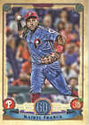 2019 Topps Gypsy Queen MLB Baseball Base Singles #1-150 (Pick Your Cards)