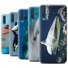 STUFF4 Gel/TPU Phone Case for Samsung Galaxy A50 2019 /Marine Wildlife