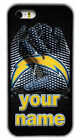 Custom San Diego Chargers Personalised Name Rubber Phone Case Cover For iPhone $10.46 USD on eBay