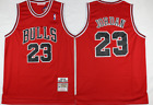 NWT Michael Jordan #23 Chicago Bulls Stitched Retro Basketball Jersey