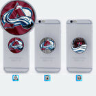 Colorado Avalanche Mobile Phone Grip Holder Stand Mount $2.99 USD on eBay