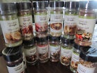 CLOSEOUT SALE!  Tastefully Simple Spice Seasonings FREE FAST SHIPPING!