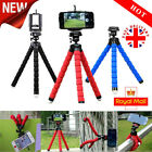 NEW Universal Mini Mobile Phone Tripod Stand Grip Holder Mount For Camera iPhone
