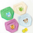 4Pcs Baby Toddler Boy Girl 4 Layers Waterproof Potty Training Pants Reusable New