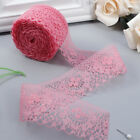40mm Lace Ribbon Tape Trim Diy Embroidered Decoration Lave Fabric