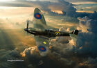 Supermarine+Spitfire%2Ccanvas+prints+various+sizes+free+delivery+