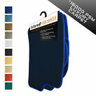 To Fit Iveco Daily Crew Cab Car Mats (2006 - 2014) Blue Tailored