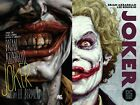 JOKER by Azzarello and Bermejo (BATMAN DAMNED) HC and TP BLACK LABEL Ships 7-3 image