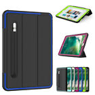 """For iPad Air 3 iPad Pro 10.5"""" Tab Case Trifold Stand Auto W/Sleep wallet Case"""