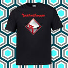 Rockford Fosgate Speakers Audio  Logo Men's Black T-Shirt Size S M L XL 2XL 3XL image
