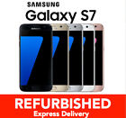 Like New 100% Genuine Samsung Galaxy S7 32gb Smg930 100% Unlocked Smartphone