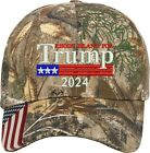 Rhode Island for Trump US Flag 2020 Political  One Size Fits All Embroidered Hat