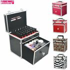 Nail Polish Box Case Urban Cosmetic Varnish Vanity Makeup Beauty Kit Storage