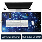 800x300mm Large Gaming Mouse Pad Non-Slip PC Laptop Computer Desk Keyboard Mat