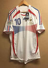 Zidane France Soccer Jersey World Cup Germany 2006