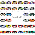 10pcs Football Fans Team Friendship Outdoor Camping Paracord Survival Bracelet on eBay