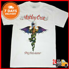 MOTLEY CRUE T SHIRT DR.FEELGOOD'89 T-SHIRT Vintage New Full Size Limited Edition image