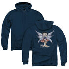 BETTY BOOP MUSHROOM FAIRY Licensed Zipper Hooded Sweatshirt Jacket SM-3XL $49.96 USD on eBay