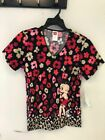 Cherokee Tooniforms BETTY BOOP Women's Scrubs Top 6793CB BEXO  SIZE SMALL D2 $12.95 USD on eBay