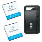 For Samsung Galaxy S4 Zoom SM-C105A C1010 C101 B740AU Battery or Desktop Charger