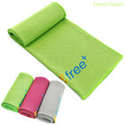 Buy 2 get 1 free ice Cooling Towel for Sports/Workout/Fitness/Gym/Yoga  image