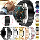 22mm Width Universal Stainless Steel Band For Fossil Q explorist gen 3 / 4 image