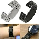 22mm Luxury Stainless Steel Strap Band Bracelet For Fossil Q explorist gen 3 4 image