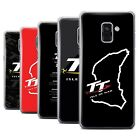 Official Isle of Man TT Case for Samsung Galaxy A8 Plus 2018 /TT Logos
