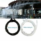 Misting Cooling System Kit Greenhouse Garden Outdoor 6M-18M Watering System