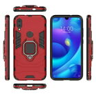Stylish Armor Case Cover for Xiaomi Mi 9 8 A2 Magnetic Ring Stand Holder Hybrid