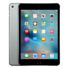 Apple iPad Mini 4 - 7.9in 16GB, 32GB, 64GB, 128GB - Wi-Fi Only - Various Colors