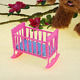 DIY Miniature Dollhouse Children Toy Handmade Furniture Fits Mini Doll House