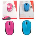 Microsoft Wireless Mobile 3500 Mouse Cordless USB Receiver Mice For PC Mac Laptp