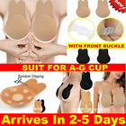 Invisible Breast Lift Silicone Nipple Covers Push Up Bra Tape Sticker Rabbit Pad