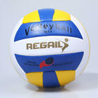 REGAIL No.5 Official Size Volleyball Thickend Team PU Training Ball High grade