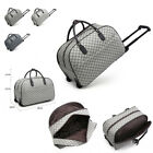 Unisex Designer Weekend Bag Trolley Holdall Hand Luggage Holiday Handbag M101-12