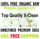 WHOLESALE 100%PURE RAW AFRICAN SHEA BUTTER Organic White/Ivory Bulk 40/50/55 Lbs