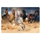 Cool Horse Design Non Slip Indoor Door Mat Floor Area Rug Living Room Carpet New