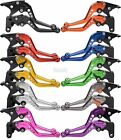 CNC Brake Clutch Levers for Triumph SPEED FOUR/TRIPLE 1050 R SPRINT GT/RS/ST $18.29 USD on eBay