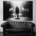 #17 Kobe Bryant Basketball Sport 36x48 inch More Sizes Poster Canvas Frame