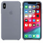 For Apple iPhone X XS XR XS MAX Original Silicone Case Cover Genuine OEM New