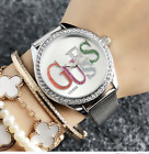 2019 New Hot sell Women's Bear Watch Dress Stainless Steel lovely Quartz Watches image