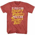 Dodgeball Dodge A Wrench Red T-Shirt $19.95 USD on eBay