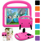 For iPad 9.7 5th 6th Generation / 234 Handle Stand Case Kids Safe Eva Foam Cover